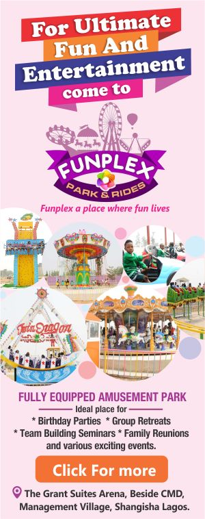 Funplex Advert