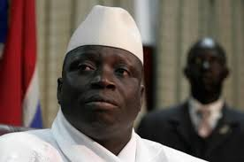 President Yahya Jammeh of Gambia defeated in election