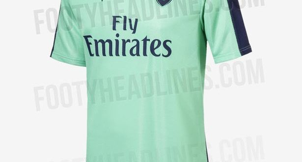 online retailer a552a 3e6b6 EPL: 2018/2019 Kits for Man City, Chelsea, Arsenal ...