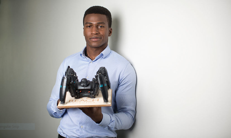 Meet 26-Yr-Old Nigerian Who Is The Highest Paid Robotic Engineer In The  World - ionigeria.com 7e180046e