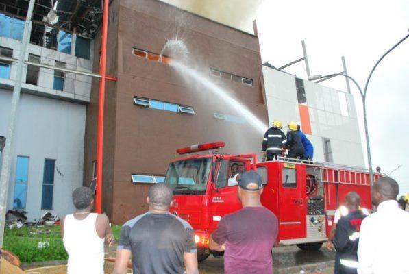 Aba Guinness Brewery Razed By Fire Ionigeria Com